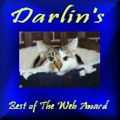 Darlin's Award