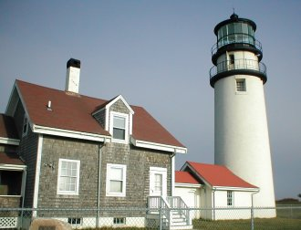 Cape Cod Light -Truro